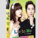 Lie To Me - Korean Drama - Ya Entertainment Rare OOP LIke New