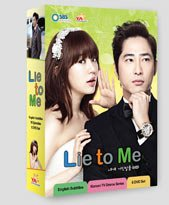 Lie To Me - Korean Drama - Ya Entertainment Rare OOP LIke New