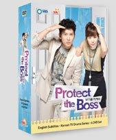 Protect the Boss - Korean Drama - Ya Entertainment Rare OOP Very Good