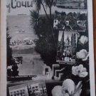 "Soviet postcard ""Hello from Sochi"". 1955 year"