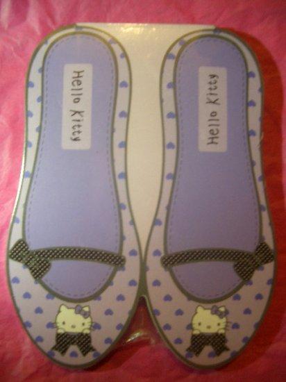 "Hello Kitty ""Shoes"" Kawaii Memo Pad"