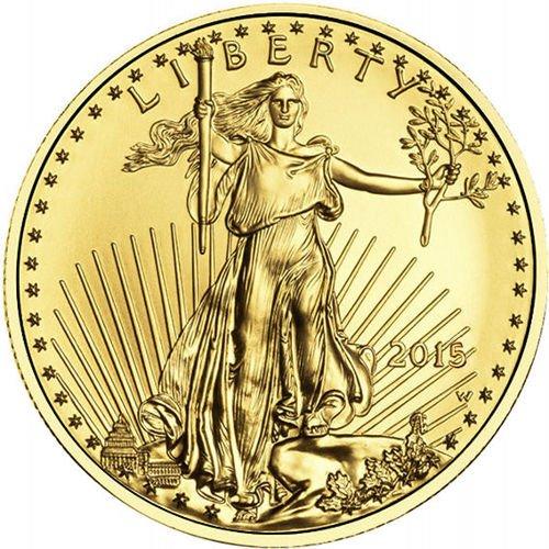 1/10 oz American Gold Eagle (Varied Year, BU)