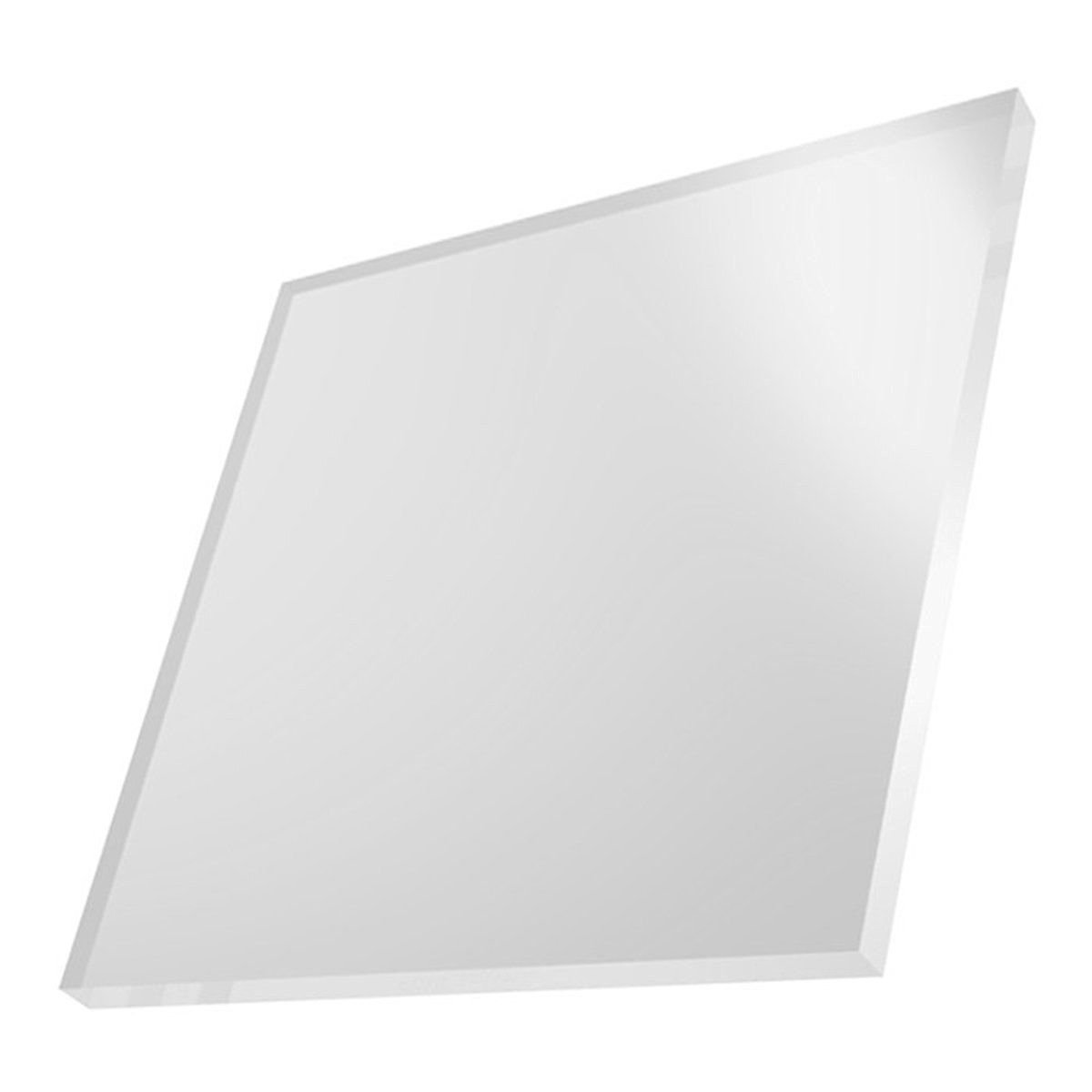 Plexiglass Acrylic Sheet Used in Wall Panels Trophies Table Top 12x12 3mm White