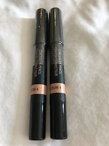 NUDESTIX Concealer Pencil in Medium 4 Ipsy SET OF 2