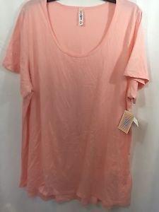 Lularoe Pink Classic T Size 3XL 3XXX NEW NWT