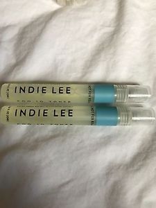 Lot of 2 Indie Lee COQ-10 Toner Ipsy Travel size 10ml New Birchbox