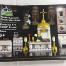 Lego Father Leopold Celebrates Mass - Catholic Priest Mini-figure NEW in Box