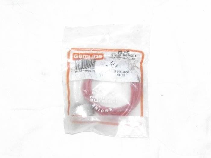 GEMLINE ML60 DEFROST THERMOSTAT NOS NEW OLD STOCK Parts