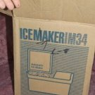ICE MAKER  Automatic Makes IM34 IN BOX