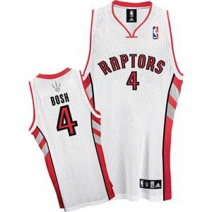 Toronto Raptors Chris Bosh Authentic Home Jersey