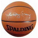 Mounted Memories Philadelphia 76ers Dr. J Autographed Basketball