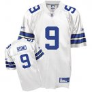 Dallas Cowboys Tony Romo Replica White Jersey