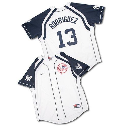 New York Yankees Alex Rodriguez Hardball Jersey by Nike