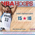 2015-16 NBA Hoops Basketball Compete Set 1-300 CASE FRESH Towns Russell Kristaps
