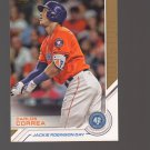 2017 Topps Jackie Robinson Day #JRD13 Carlos Correa Team: Houston Astros