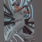 2015 Topps High Tek Blade #HTJAU Jose Abreu Team: Chicago White Sox