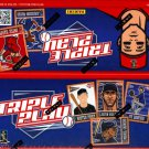 2013 Triple Play Baseball Set 1-100 CASE FRESH Trout Harper Jeter Ichiro Pujols