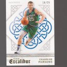 2015-16 Panini Excalibur Gold #135 Chandler Parsons 16/25 Team: Dallas Mavericks