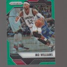 2016-17 Panini Prizm Prizms Green #40 Mo Williams Team: Cleveland Cavaliers
