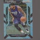 2016-17 Panini Prizm Go Hard or Go Home Prizms Silver #15 DeMarcus Cousins Team: Sacramento Kings