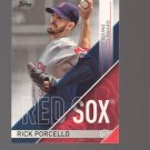 2017 Topps MLB Awards #CYA1 Rick Porcello Team: Boston Red Sox