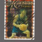 1996-97 Finest Refractors #101 Jim Jackson Team: Dallas Mavericks