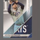 2017 Topps Golden Glove Awards #GG15 Kevin Kiermaier Team: Tampa Bay Rays