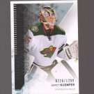 2013-14 SP Authentic #260 Darcy Kuemper RC 0226/1299 Team: Minnesota Wild