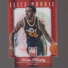 2012-13 Elite Status #297 Kevin Murphy RC 07/55