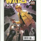STAR WARS #8 Marvel Comics 1ST PRINT VF/NM 2015