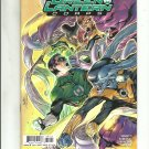 HAL JORDAN AND THE GREEN LANTERN CORPS #3 REBIRTH DC Comics 2016 1st Print NM