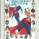JUSTICE SOCIETY OF AMERICA #13 DC COMICS 2008 JOHNS VF/NM