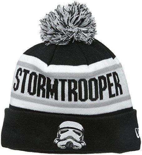 """Stormtrooper Star Wars New Era """"Biggest Fan Redux"""" Cuffed Knit Hat"""