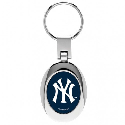 NEW YORK YANKEES PREMIUM DOMED KEY RING WINCRAFT