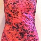 Speedo Women's 1 pc Swimsuit Swimwear~Coral~Size-8 & 10~NWT