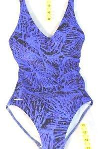 SPEEDO Women's 1 PIECE SWIMSUIT/Swimwear~Purple~ Size~6~NEW