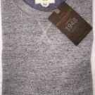 Weatherproof Men's L/S Crew Neck Pullover Sweater Sweatshirt~GRAY~Sz-M~NWT