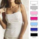 FELINA Lingerie Ladies 1 Lace & Modal Camisole/Cami~Various Sizes & Colors~NEW