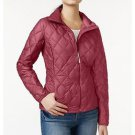 32 Degrees Heat Women Packable Down Quilted Jacket Coat~Purple~Sz-S~ret-$100