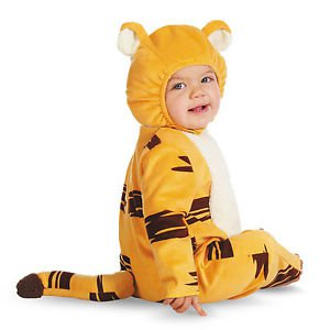 Disguise Disney Baby TIGGER Unisex Halloween Infant Costume~Size~6-12~ mo~NWT