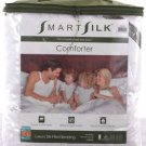 Smart Silk Comforter Silk Filled All-Season Bedding~King/Cal.King~NIP~ret-$499