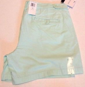 Calvin Klein Jeans Women's Casual Stretch Shorts~Misty Glow~Sizes-6 & 8~NWT