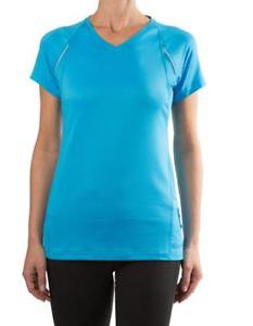 Kirkland Women's Atheletic Running Yoga Tee Top~Sz-S~Wicking Function~NEW