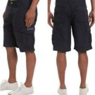 UnionBay Young Men's Cargo Casual Shorts~Twilight~Sz-32~Heavy Rugged Cotton~NWT