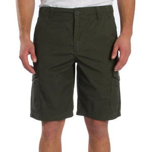UnionBay Young Men's Cargo Casual Shorts~Archer Green~Sz-30~Light Weight~NWT