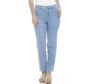 Gloria Vanderbilt Ladies Amanda Classic Fit Stretch Jeans~Sz-6 Average~NWT
