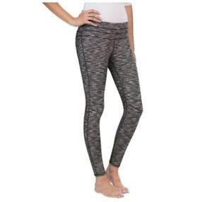 Weatherproof 32* COOL Women's Active Yoga Leggings Pant~Black~Sz-2XL~NWT