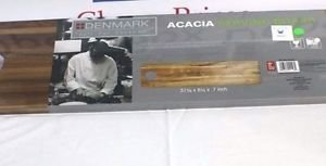 Denmark Tools For Cooks 31 5/8 x 8 1/4 Acacia Serving Board Hardwood~ NEW