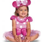 Disney Baby Minney Mouse Halloween Infant Costume~PINK~Size~6-12mo~NWT