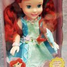 MY FIRST DISNEY PRINCESS DOLL Set~The Little Mermaid~ ARIEL~w/JEWELRY~16 in~NEW